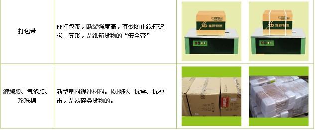 成都到北京物流公司